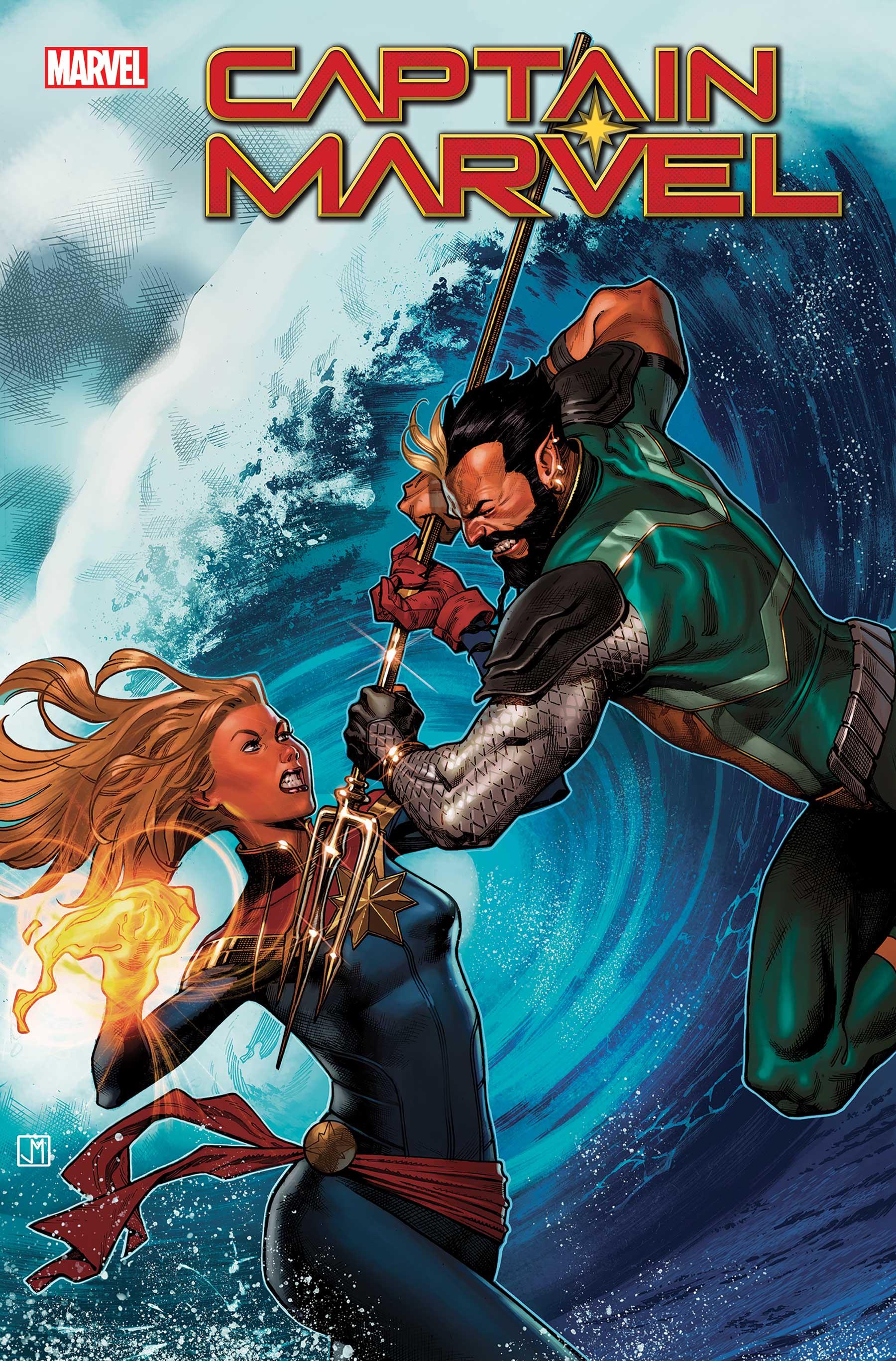 Captain Marvel (2019) #23