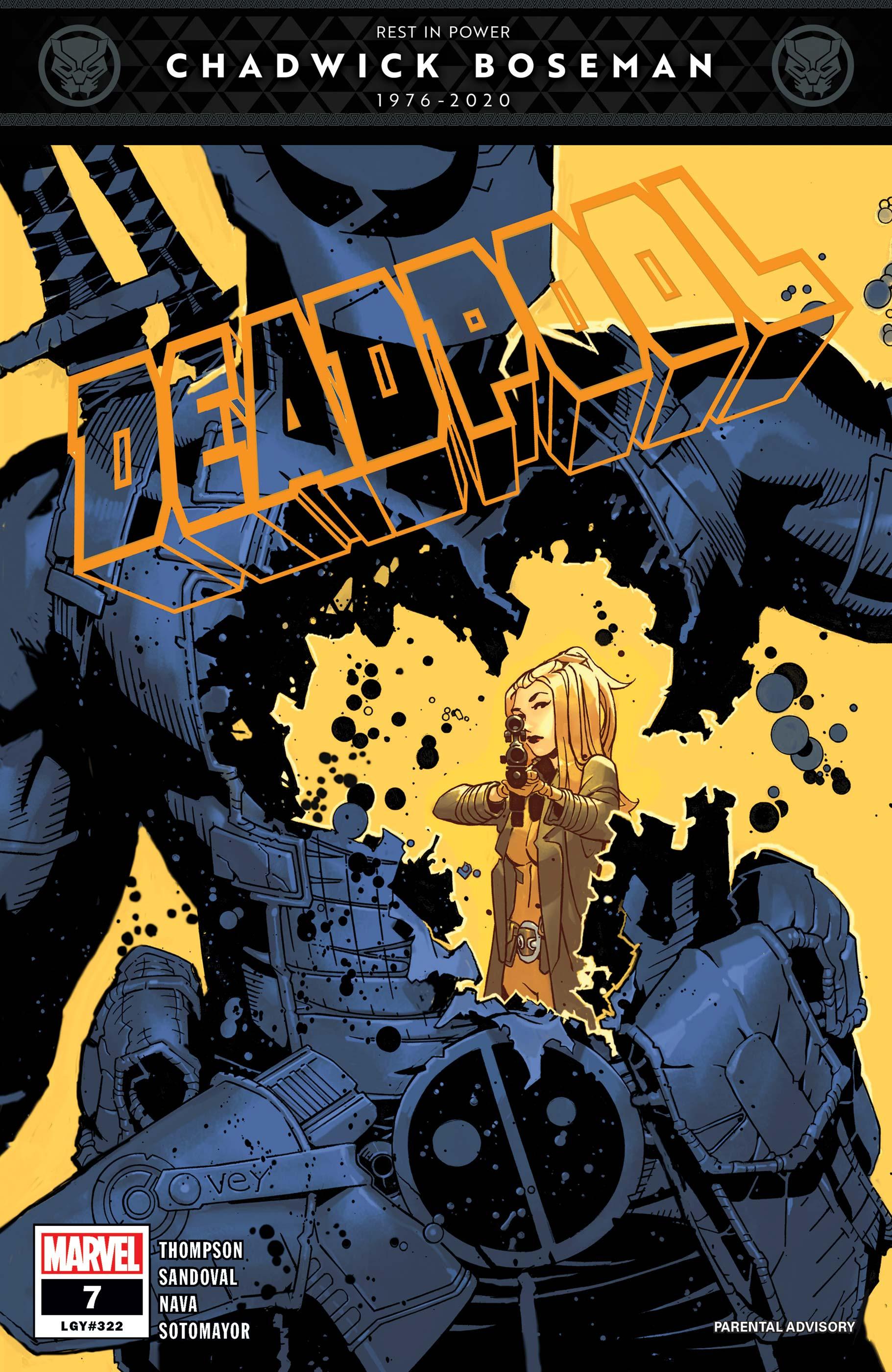 Deadpool (2019) #7