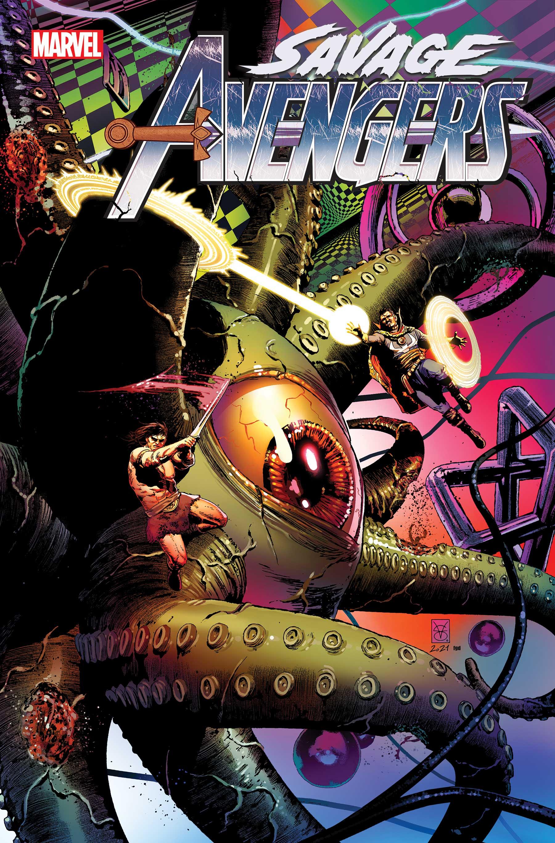 Savage Avengers (2019) #23