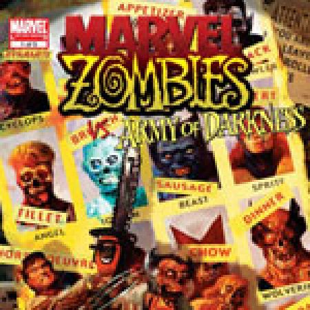 Marvel Zombies/Army of Darkness (2007)