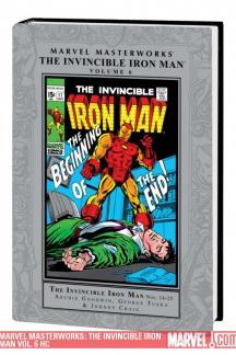 Marvel Masterworks: The Invincible Iron Man Vol. 6 (Hardcover)
