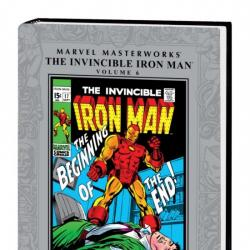 Marvel Masterworks: The Invincible Iron Man Vol. 6