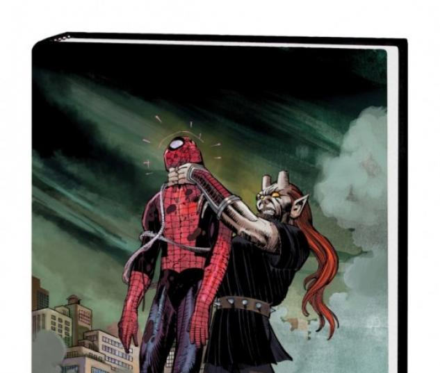 SPIDER-MAN: ELECTION DAY PREMIERE HC (DM ONLY)