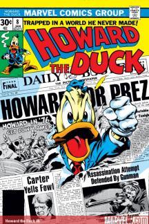 Howard the Duck (1976) #8