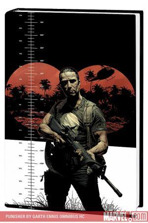 Punisher by Garth Ennis Omnibus (Hardcover)