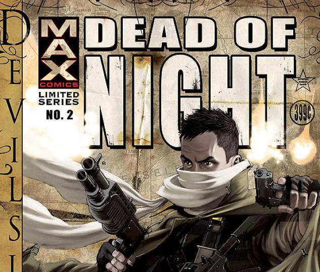 DEAD OF NIGHT FEATURING DEVIL-SLAYER #2