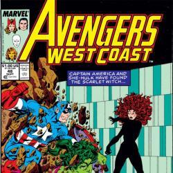 Avengers West Coast (1985 - 1994)