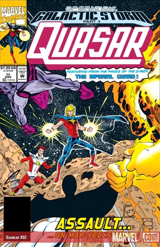 Quasar (1989) #32