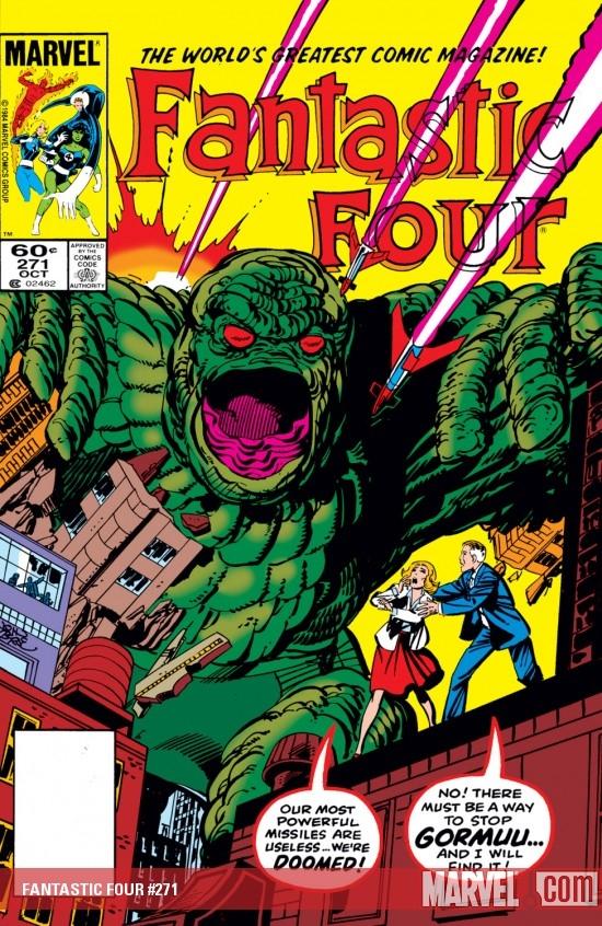 Fantastic Four (1961) #271