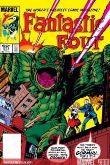 Fantastic Four #271