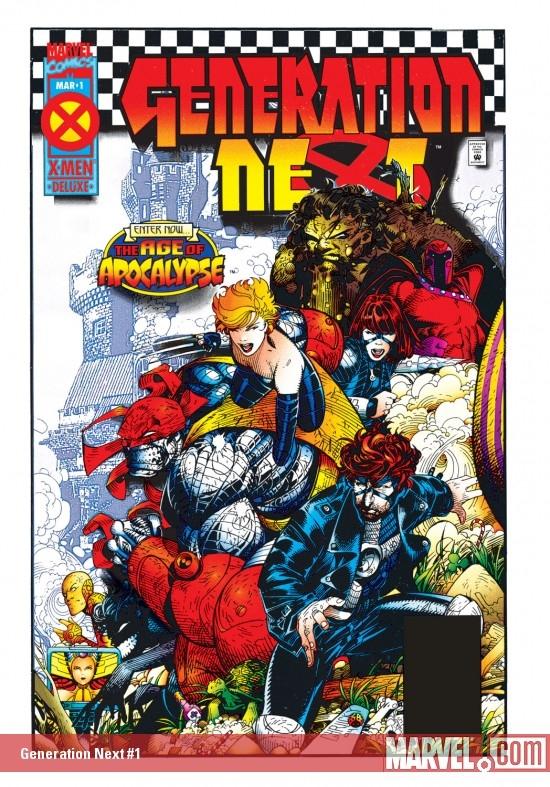 Generation Next (1995) #1