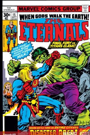 Eternals #15