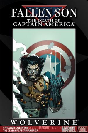 Fallen Son: The Death of Captain America (2007) #1