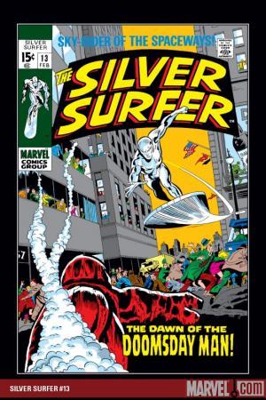 Silver Surfer (1968) #13