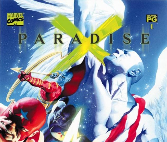 Paradise X #1