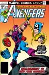 AVENGERS #172 COVER
