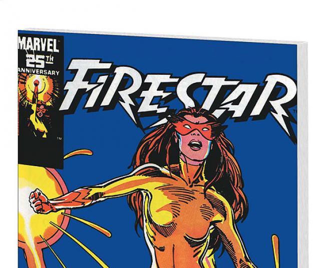 X-MEN: FIRESTAR #0