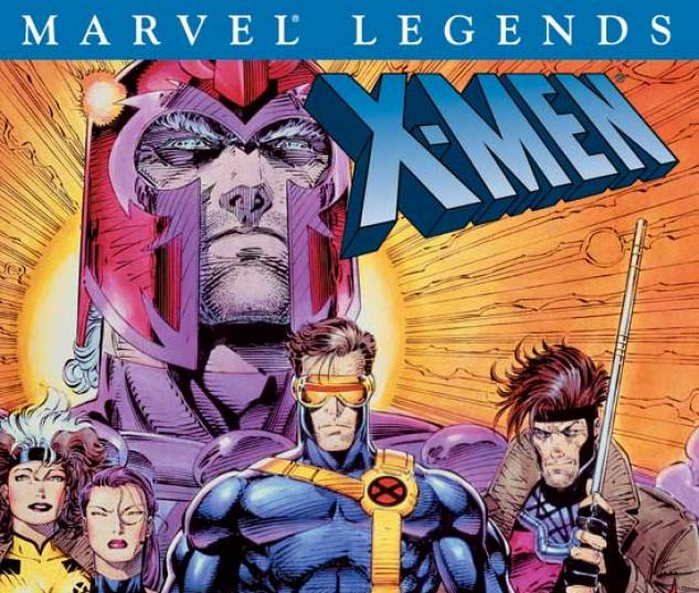 X-MEN LEGENDS VOL. I: MUTANT GENSIS TPB #0
