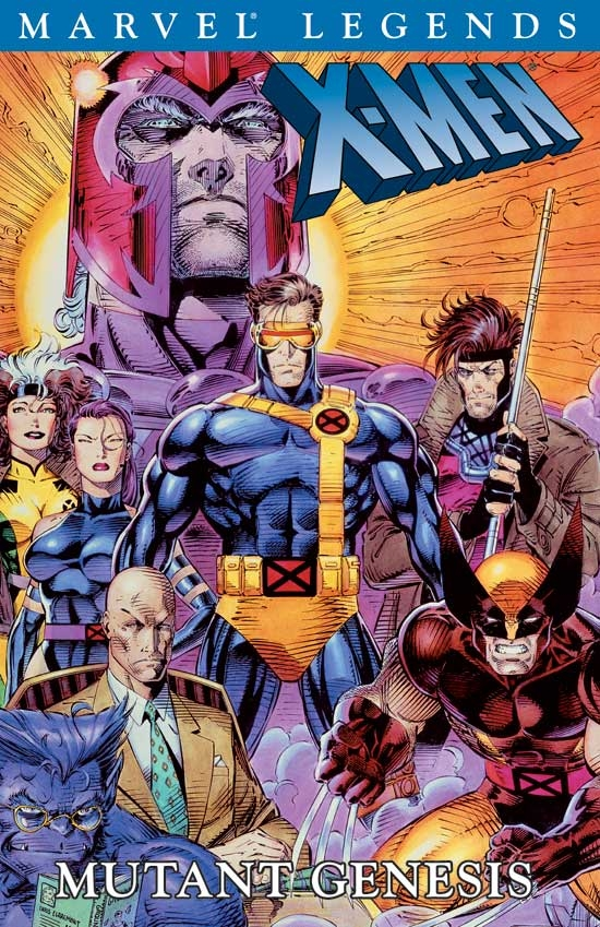 X-Men Legends Vol. I: Mutant Gensis (Trade Paperback)