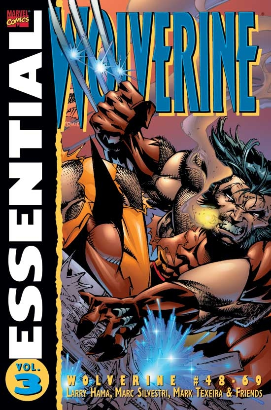 ESSENTIAL WOLVERINE VOL. 3 TPB (Trade Paperback)