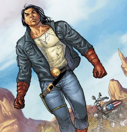 American Eagle (Jason Strongbow)