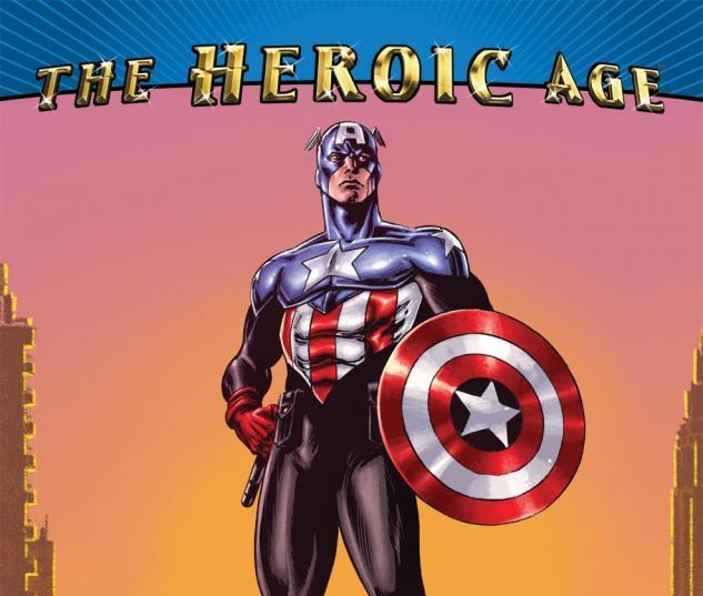 Captain America (2004) #606, HEROIC AGE VARIANT