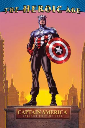 Captain America (2004) #606 (HEROIC AGE VARIANT)