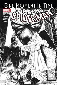 Amazing Spider-Man (1999) #638 (SKETCH VARIANT)