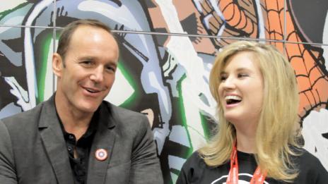 SDCC 2011: Clark Gregg Interview