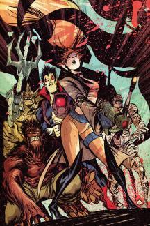Legion of Monsters #4