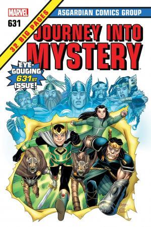 Journey Into Mystery #631  (Mc 50th Anniversary Variant)