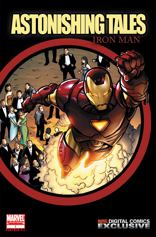 Astonishing Tales: One-Shots (Iron Man) Digital Comic (2008) #1