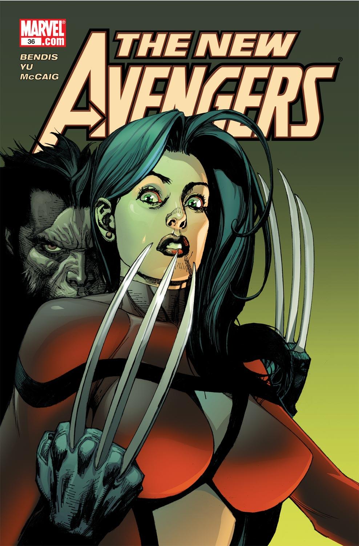 New Avengers (2004) #36