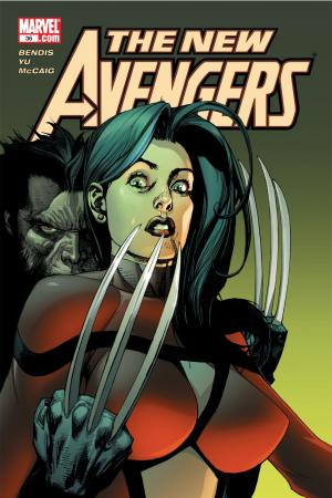 New Avengers #36