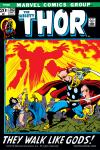 Thor (1966) #203 Cover