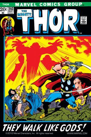 Thor (1966) #203