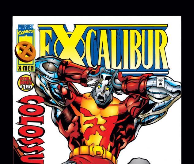 Excalibur (1988) #92 Cover