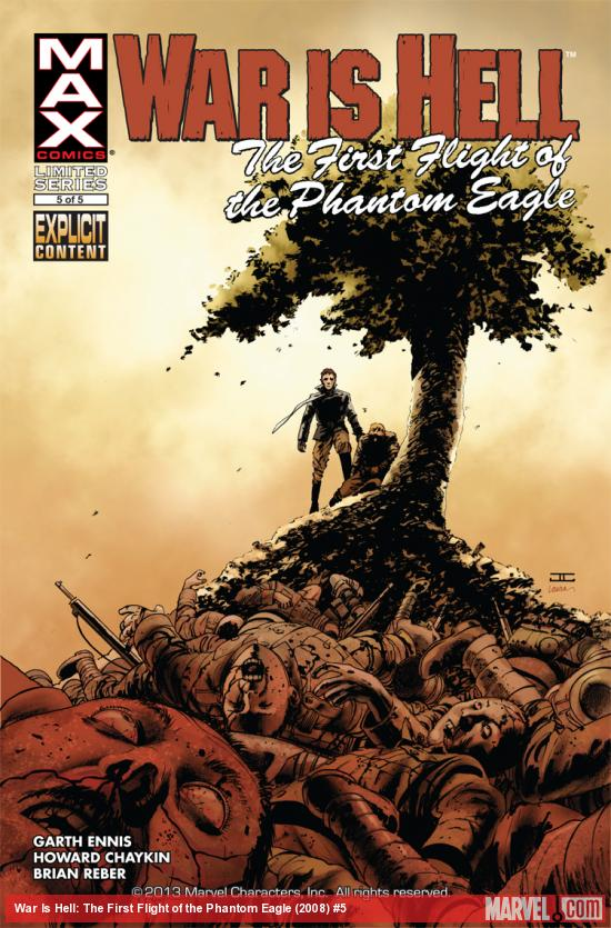 War Is Hell: The First Flight of the Phantom Eagle (2008) #5