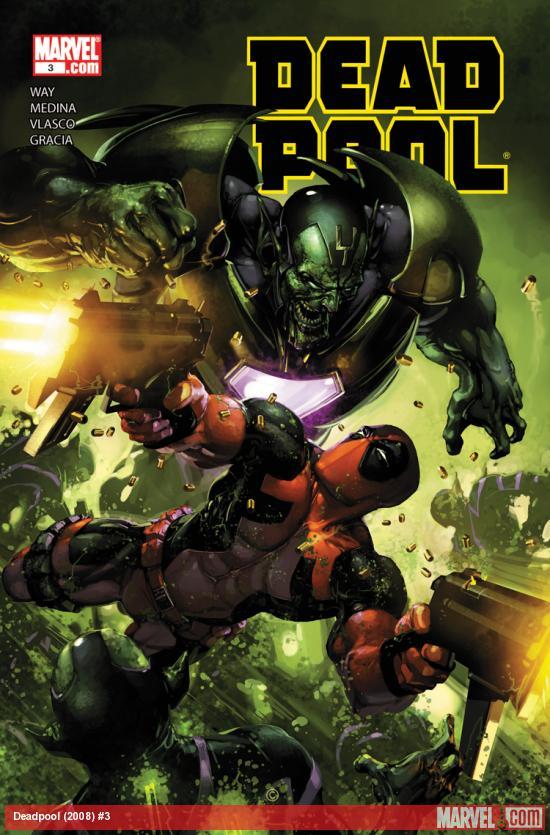 Deadpool (2008) #3