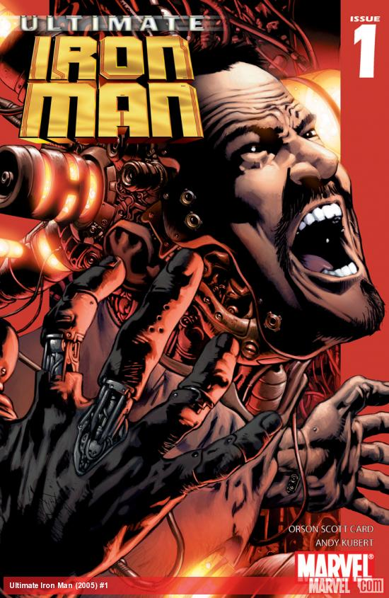Ultimate Iron Man (2005) #1