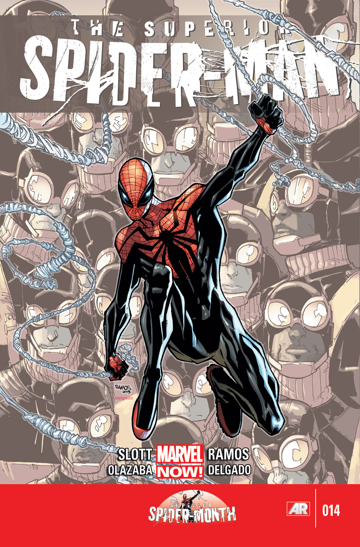 Superior Spider-Man (2013) #14
