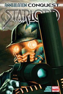 Annihilation: Conquest - Starlord (2007) #3