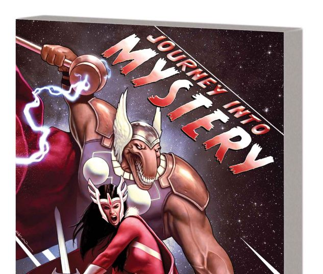 JOURNEY INTO MYSTERY FEATURING SIF VOL. 2: SEEDS OF DESTRUCTION TPB (MARVEL NOW)
