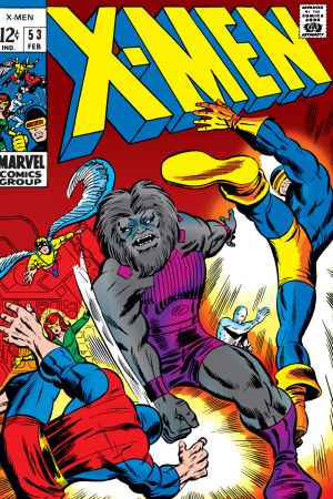 Uncanny X-Men #53