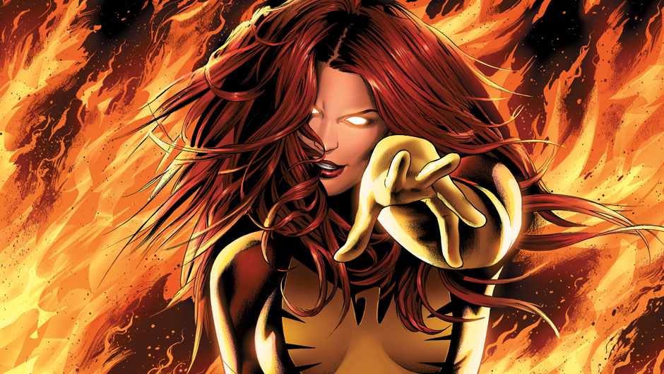 Image result for jean grey comic