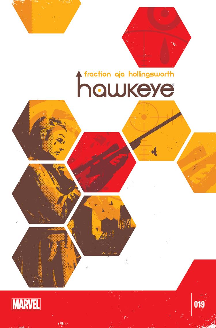 Hawkeye (2012) #19