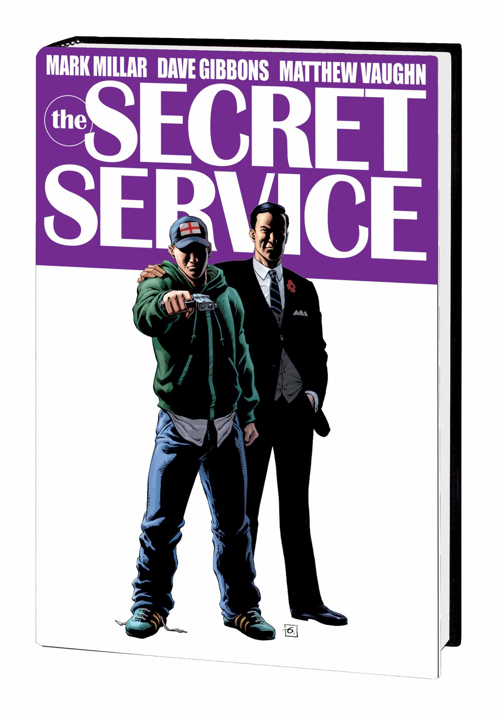 THE SECRET SERVICE: KINGSMAN PREMIERE HC (Hardcover)