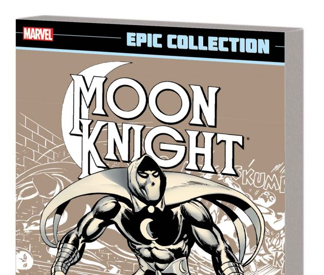 MOON KNIGHT EPIC COLLECTION: BAD MOON RISING TPB