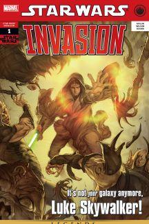 Star Wars: Invasion #1