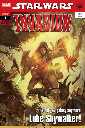 Star Wars: Invasion #1